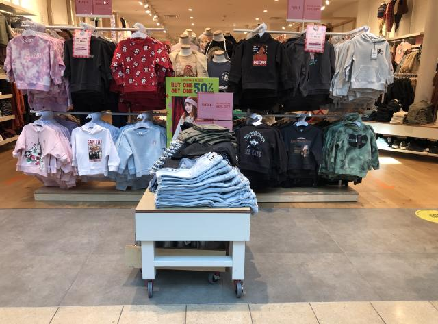Clothing at Cotton On Kids