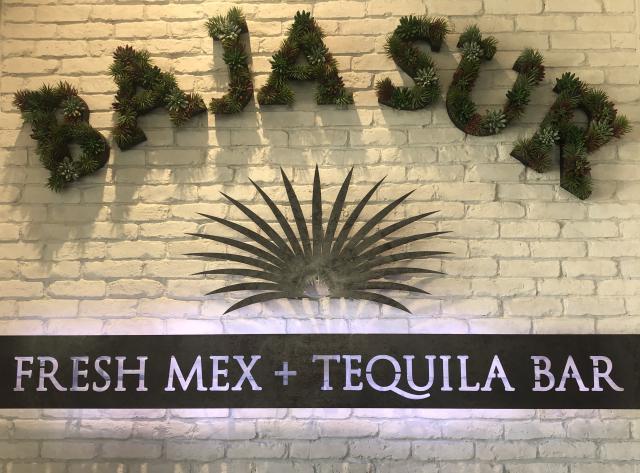 Baja Sur Sign