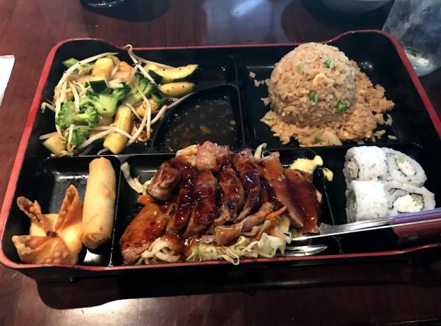 Sakekawa Japanese Steakhouse & Sushi Bar at Research Forest