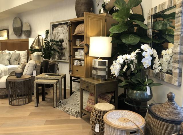 Living Area Home Furnishings