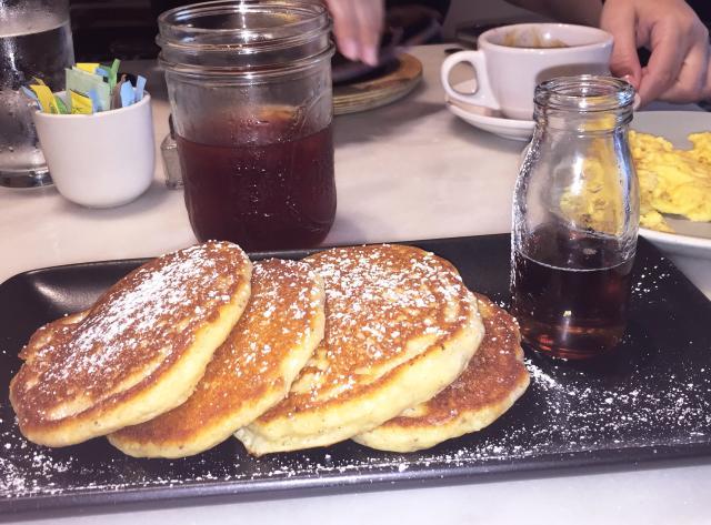 Levure Pancakes