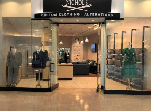 Exterior - Nichols and Sal's Alterations