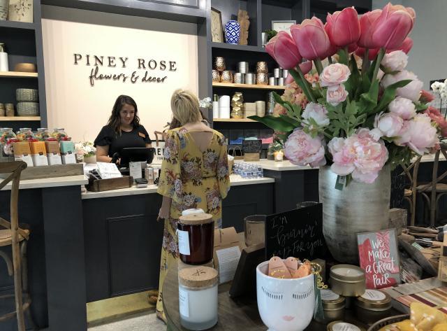 Piney Rose Floral