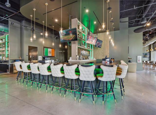 Mahoney's Texish Bar & Restaurant - Bar