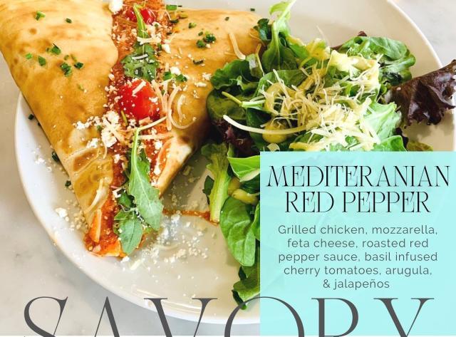Mediterranean Red Pepper
