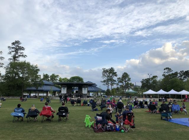 Concerts at Northshore Park