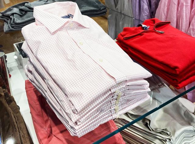 Shirts at Vineyard Vines
