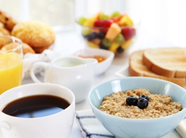 Stay for Breakfast Special Offer