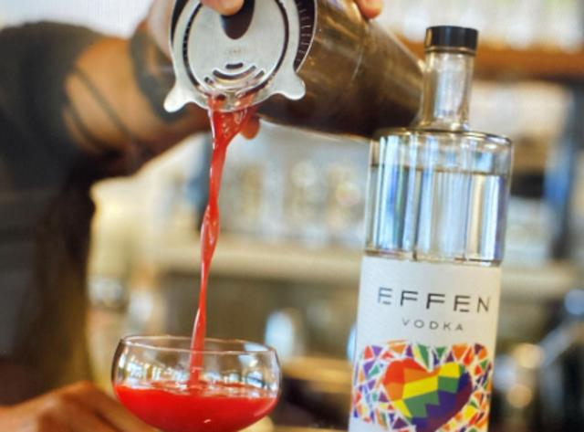 Pride Month 2021: Limited Time Beverage | Causemo Cocktail