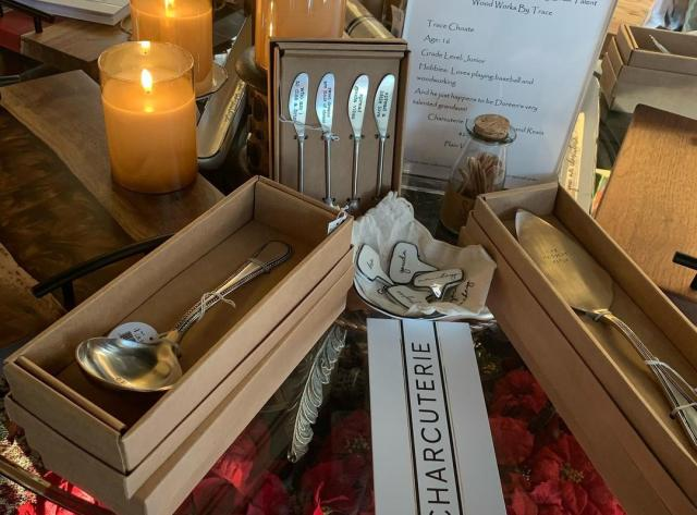 Charcuterie Gifts at Diva Boutique