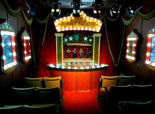 Escape The Room: Theatre