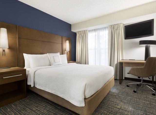 King Suite at Marriott Residence Inn Market Street