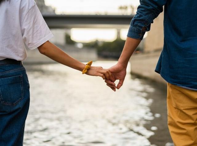 Waterway Couple