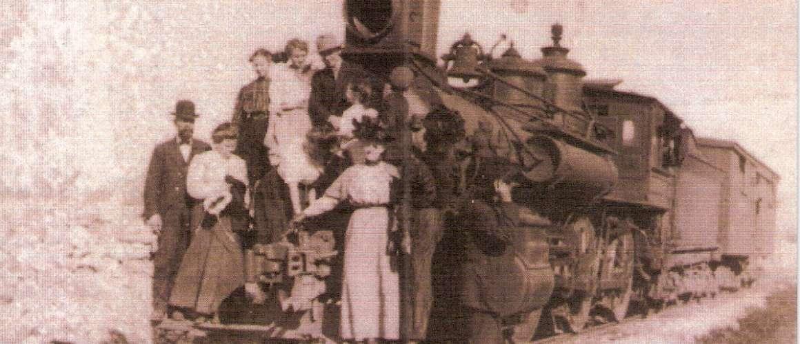 Early Frisco Train