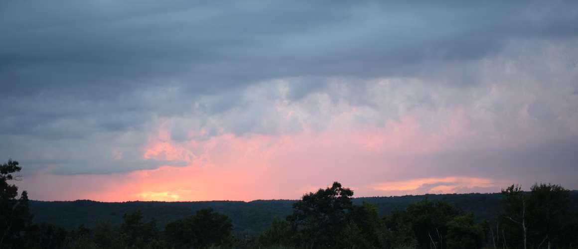 Pocono Sunsets