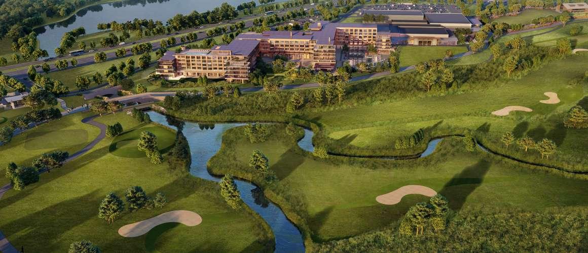 Rendering of Omni PGA Frisco Resort & PGA Courses