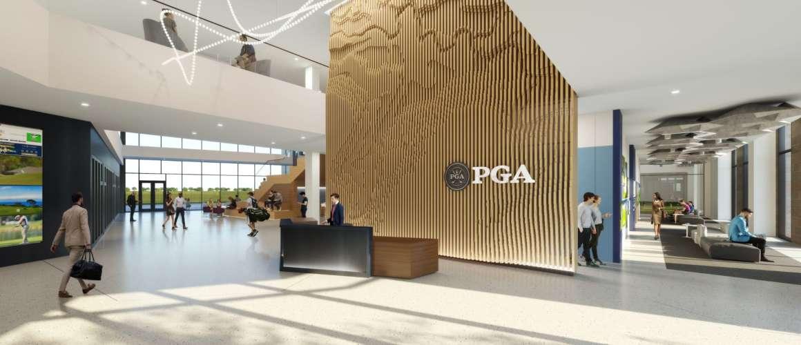 PGA of America Rendering