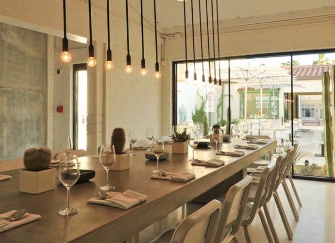 Workshop Kitchen Bar