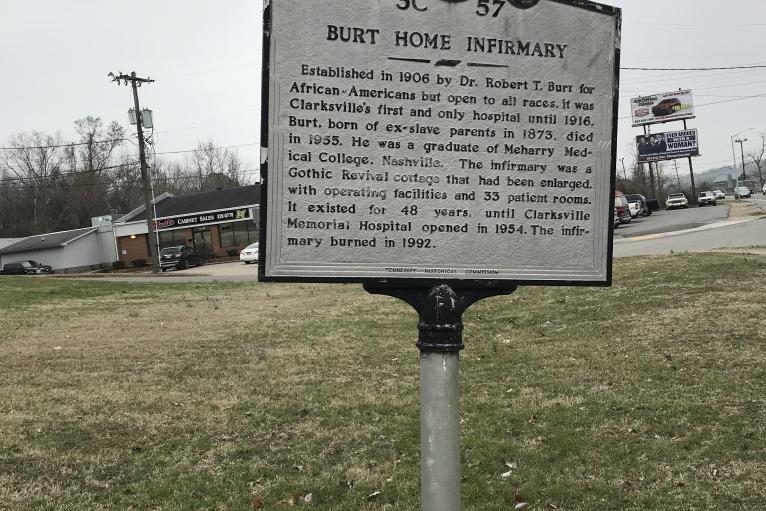 Burt Home Infirmary