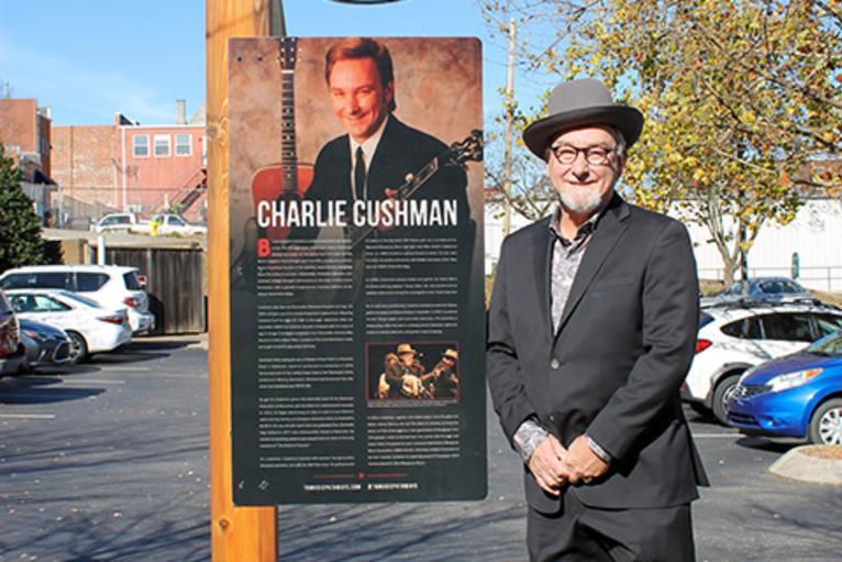 TMP - Charlie Cushman