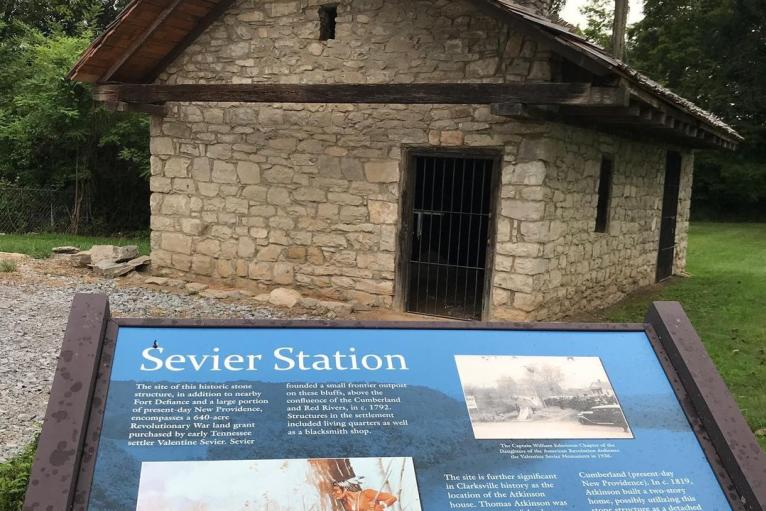 Sevier Station