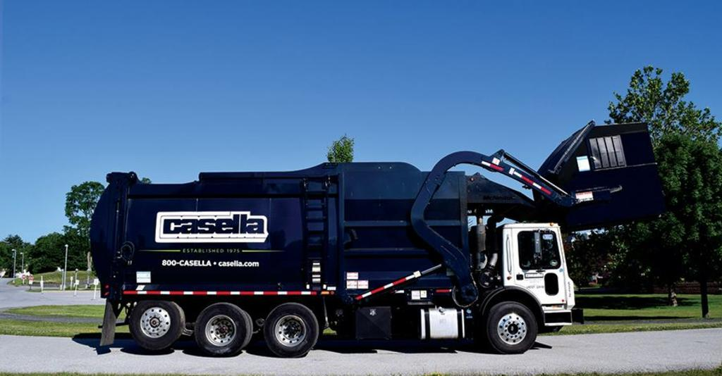 Casella_Waste_Systems_Truck