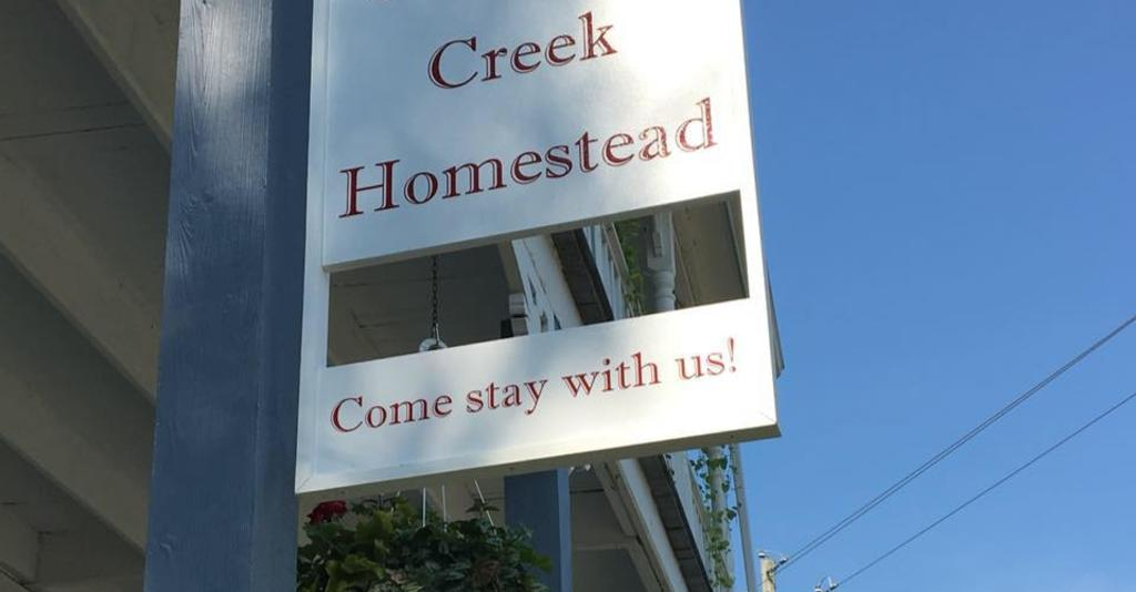 Cranberry_Creek_Sign