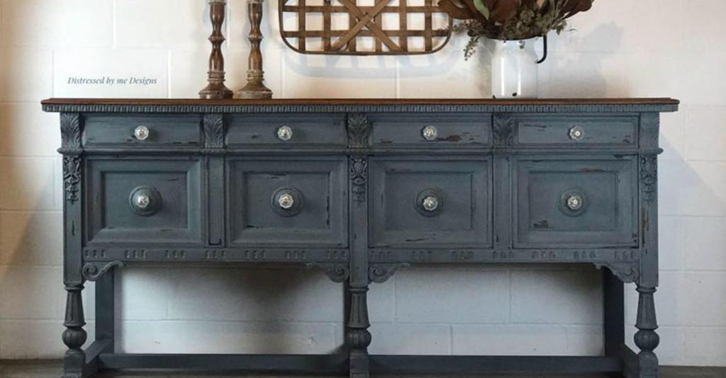 Distressed by Me Designs - Buffet