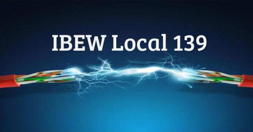 IBEW Local 13 - Logo Banner