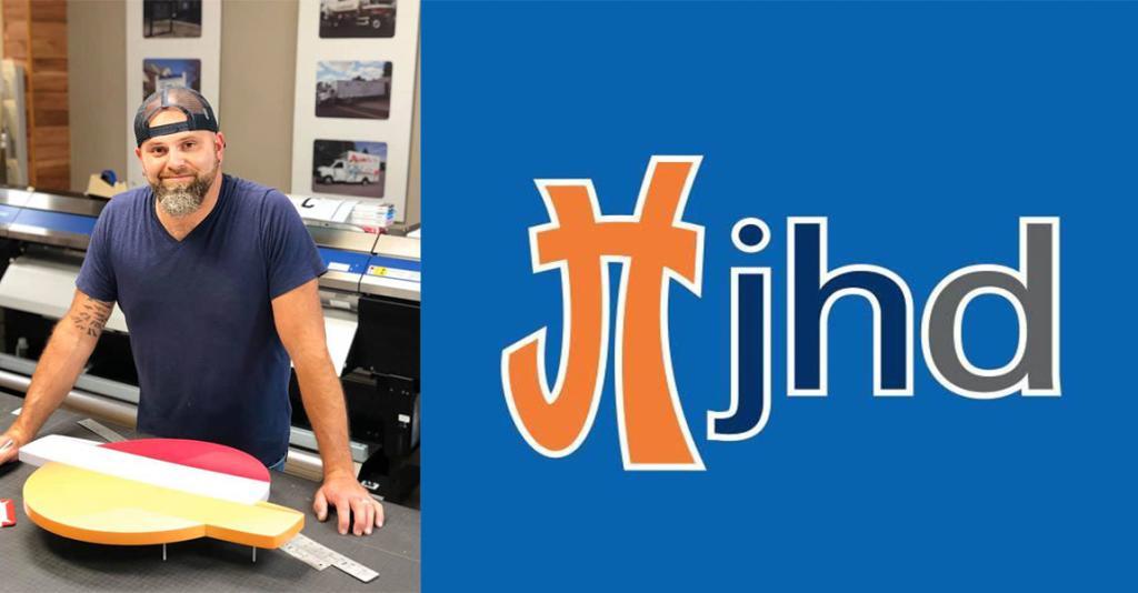 JHDesign - Logo Banner