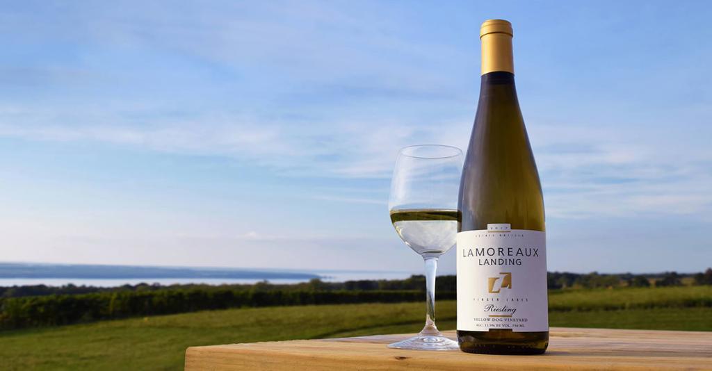 Lamoreaux Landing - Wine