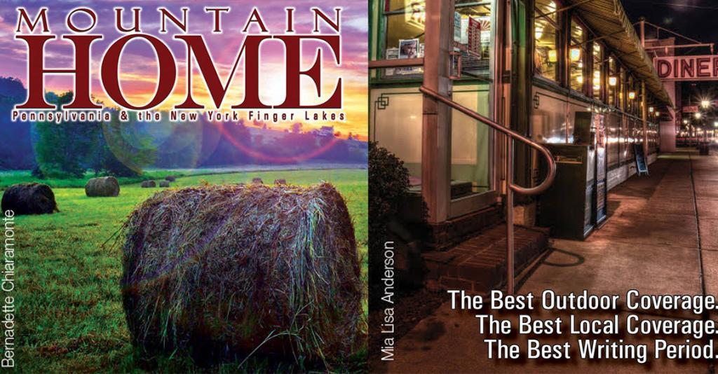 Mountain Home Magazine - Banner