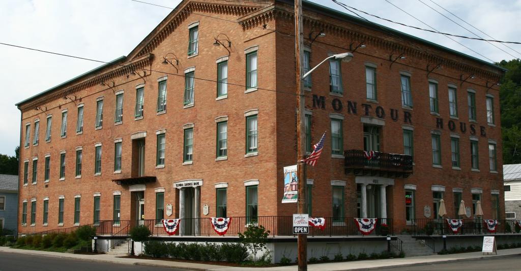 Montour Falls House