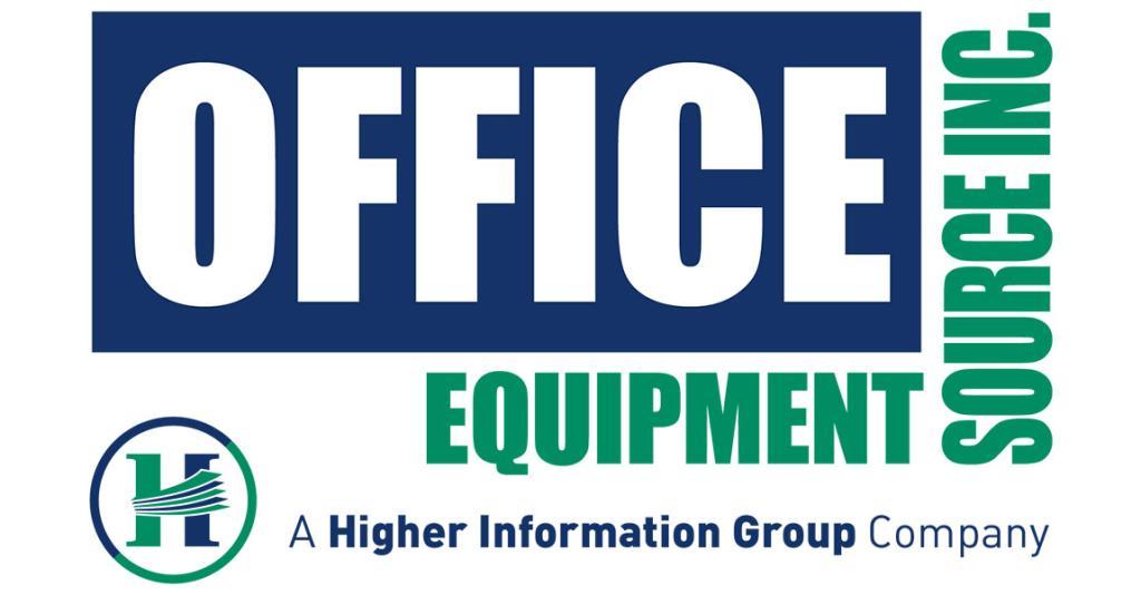Office Equipment Source - Logo Banner