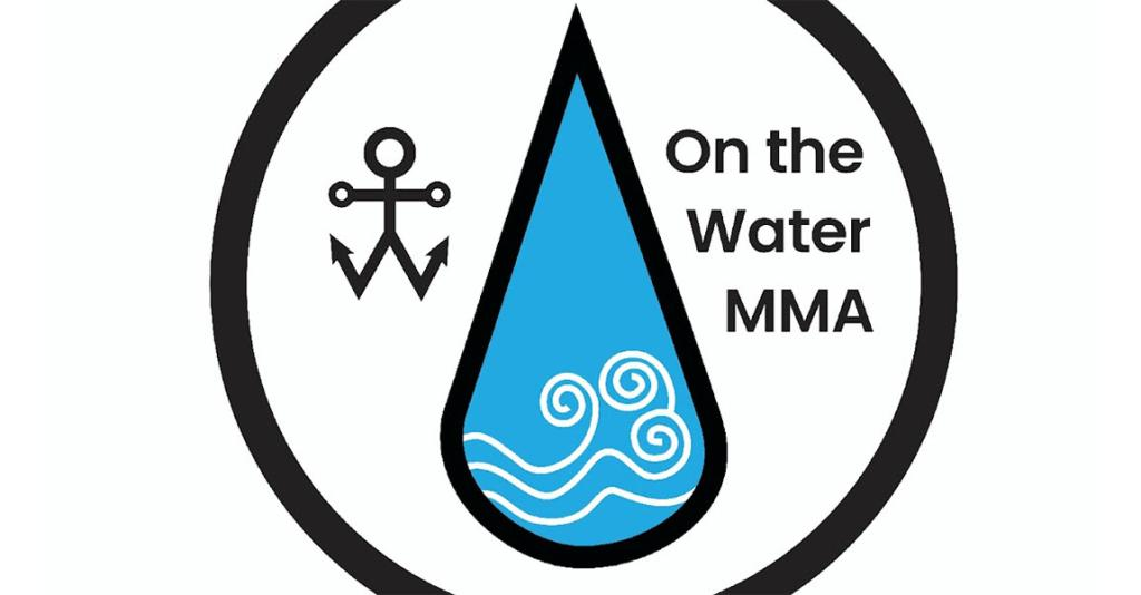 On the Water MMA - Logo Banner