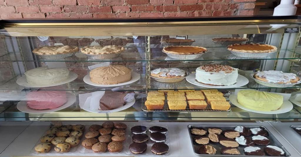 Paradiso's Village Bakery - Dessert Case