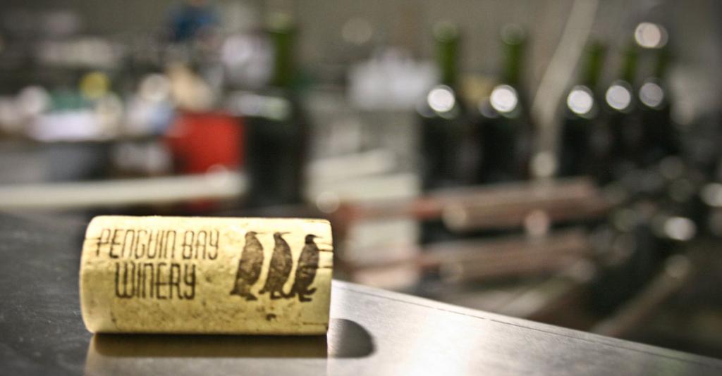 Penguin Bay Winery - Bottling Room