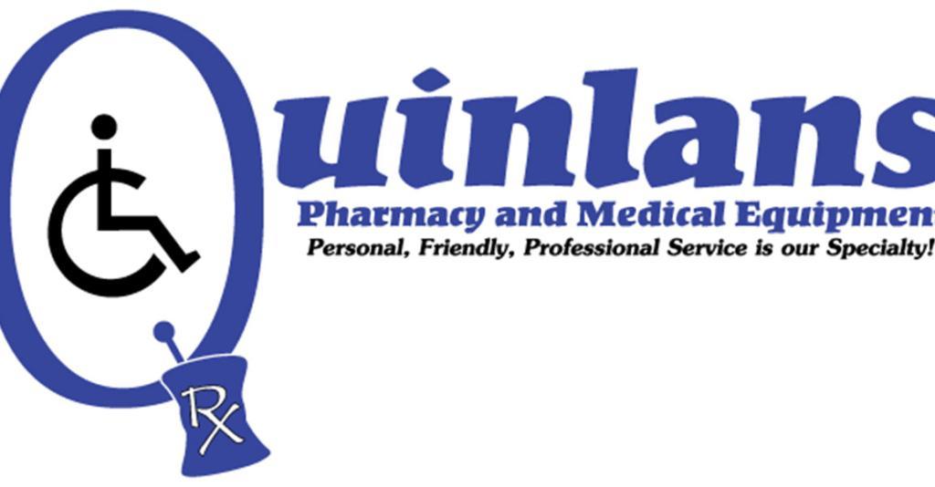 Quinlan's Pharmacy - Logo Banner