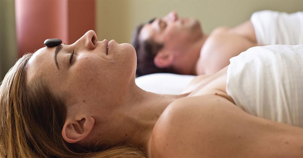 Rasa Spa - Hot Stone Massage