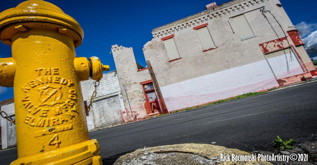 Rick Bacmanski Photo Artistry - Industrial Shot
