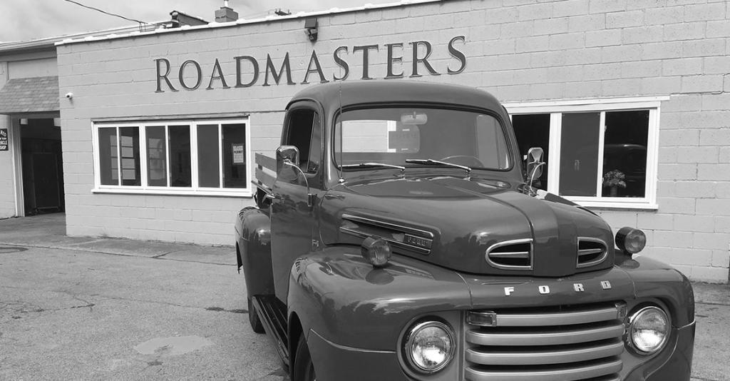 Roadmasters - Building Exterior & Truck