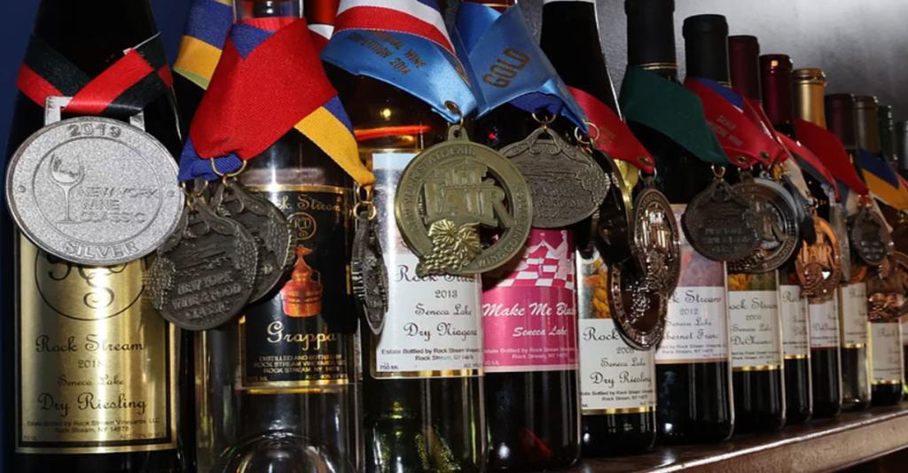 Rock Stream Vineyards - Award Winning Wines