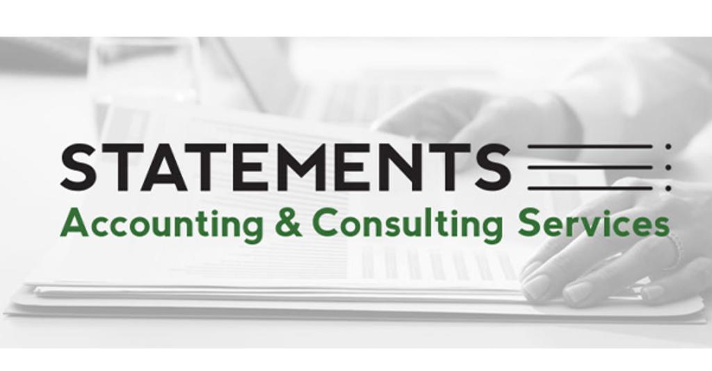STATEMENTS Accounting - Logo