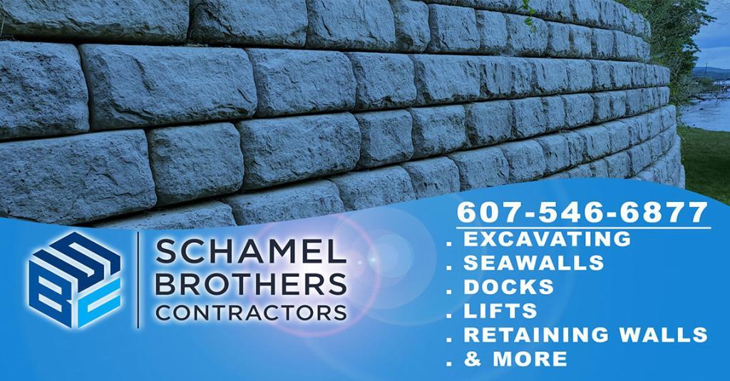 Schamel Brothers Contracting - Logo Banner