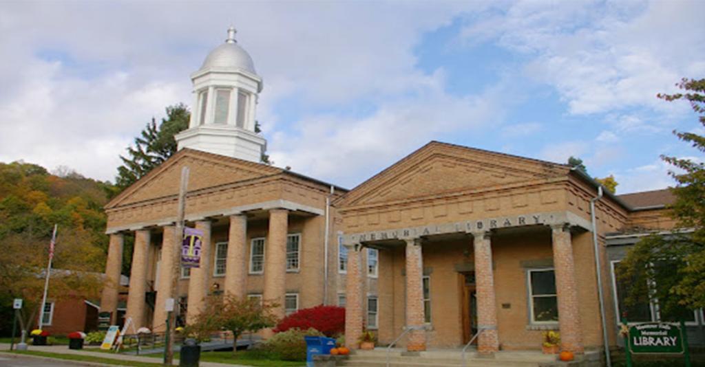 Hon. Matthew C. Hayden - Schuyler Co. Courthouse
