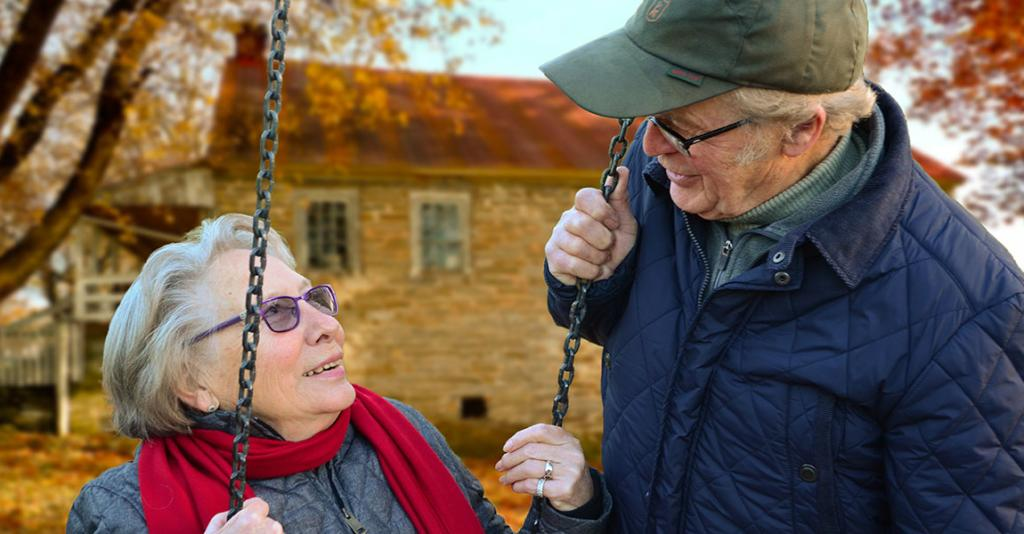 Schuyler County Office for the Aging - Senior Couple