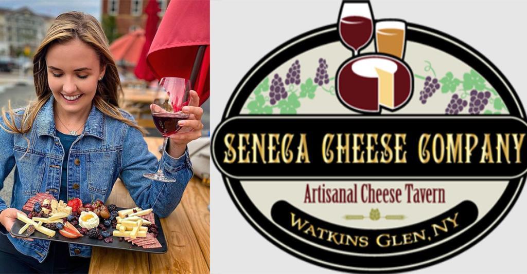 Seneca Cheese Company - Logo Banner