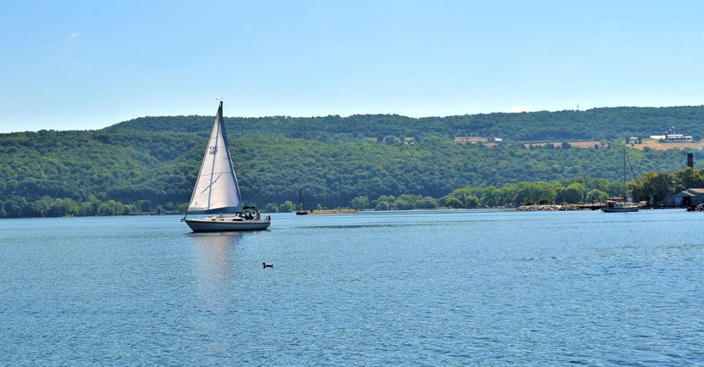 Seneca Lake Pure Waters Association - Seneca Lake Sail