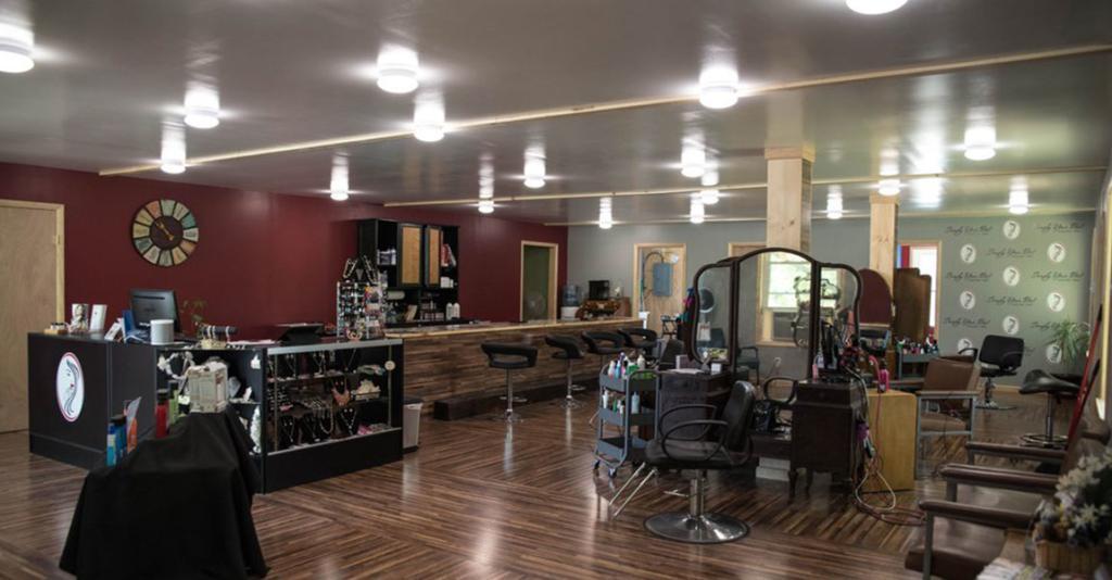 Simply Your Best - Hair Salon Interior