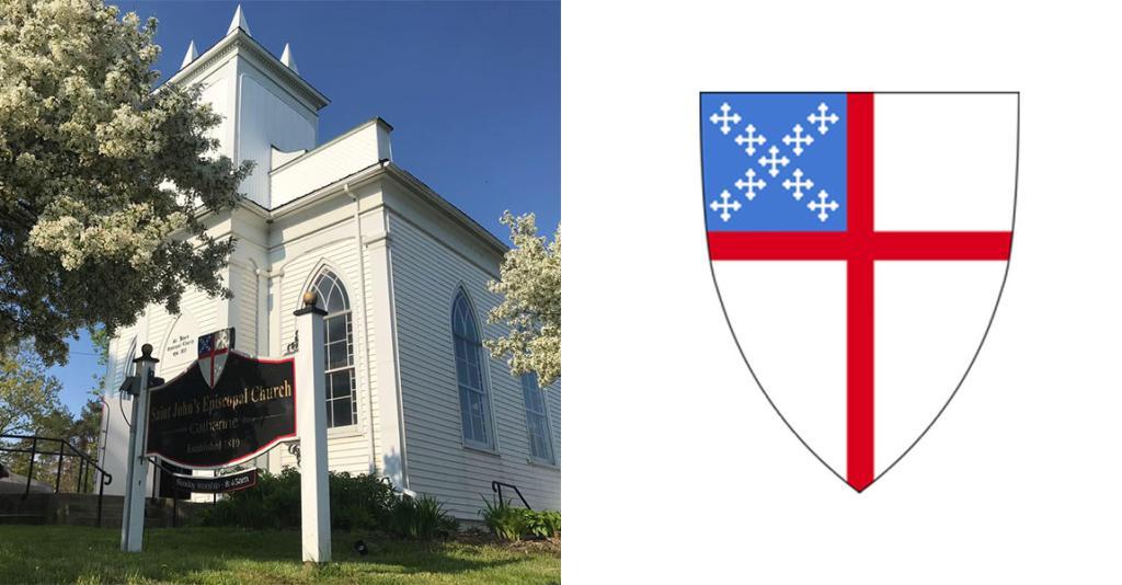 St. John's Episcopal Church - Logo Banner